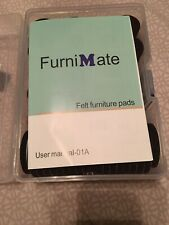 Furnimate Felt Furniture Pads -136 Assorted Size Pads