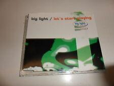 Cd   Big Light  – Let's Start Playing