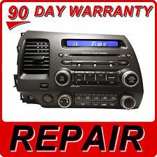 2006 2007 2008 2009 2010 2011 Honda Civic OEM Single CD Changer Radio Repair