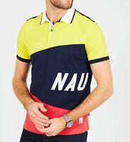 Nautica Sail Flag Fashion Polo Shirt- Slim Fit