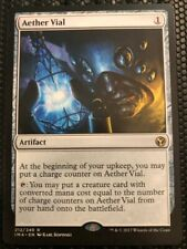 Aether Vial, Iconic Masters, MTG, Near Mint