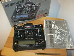 Graupner Profi Sender MC 24  35 Mhz mega soft Rom deutsch