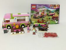 LEGO Friends 3184 Adventure Camper No Box nearly Complete, Loose