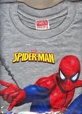 """SUPER HEROES Marvel Universe: UOMO RAGNO - SPIDER MAN"""" (t-shirt maglia misura L)"""