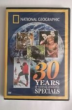 National Geographic DVD Video 30 Years National Geographic Specials New Sealed