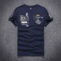 Hommes T-shirt à Manches Courte-Été-S-Homme-Polo-T-Shirt-Haut