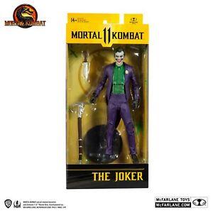 "Mortal Kombat The Joker 7"" Figure - McFarlane Toys"