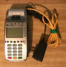 Verifone Vx520 Credit Card Terminal & Chip Reader with Power Supply