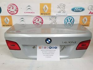 BMW E92 Coupe Boot Lid Complete Sliver