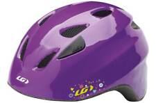 Louis Garneau Brat Kids Helmet size 48-55cm 19-21.75'' Purple