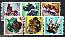 DDR nº 1737-42 ** montaña Academia libre montaña minerales