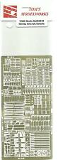 Tom's Modelworks Nimitz Aircraft Photo Etch Detail Set 1/350 3548 ST