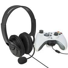 Big Live Headset Headphone With MIC for Microsoft Xbox 360 Controller Gamepad