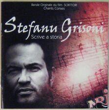Scrittori Chants Corses CD Stefann Grisoni