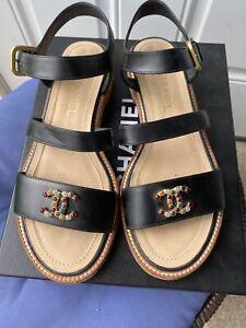 Chanel Sandals 37.5