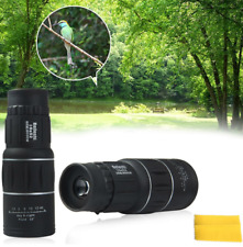 16 x 52 Dual Focus Monocular Telescope Zoom Optic Lens Binoculars Spotting scope