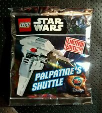 1 x Lego Star Wars Palpatine's Palpatine Shuttle limited edition polybag (L3)