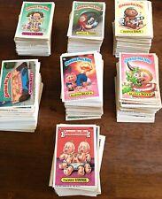 Lot of 650+ Garbage Pail Kids OS 2-15 NO DUPES! Original Series 1985-1988