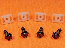 Mopar License Plate Screws & Nuts (Qty 8 Pcs) #996