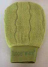 Tupperware Microfiber Dusting Mitt Sage Green New