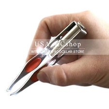 New 2x Portable Tweezer With LED Light Hair Removal Eyebrow Beauty Make Up