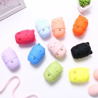 Silicone Powder Puff Drying Holder Egg Stand Beauty Pad  Makeup Sponge Holder UK