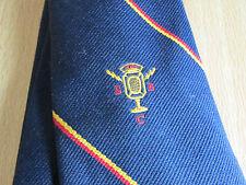 Early SBC microphone station de radio logo cravate par olympic cravate company