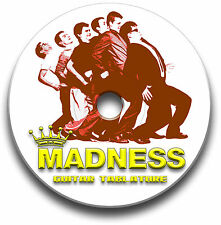 MADNESS ROCK GUITAR TAB TABLATURE SONG BOOK LIBRARY SOFTWARE CD