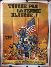 Art : Gir : Touche Pas A La Femme Blanche : POSTER