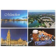 Foto Magnet Fotomagnet München Germany Deutschland Souvenir Urlaub Stadt  MSW3