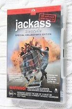 Jackass - The Movie (DVD, 2003, free postage)