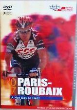 '07 Paris to Roubaix DVD 2-Disc Set World Cycling Production Rare All Regions GC