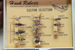 Hank Roberts  Flies Custom Collection