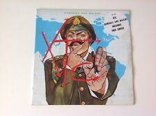 XTC - 1980 Vinyl 45rpm 7-Single - GENERALS AND MAJORS 2 record pack