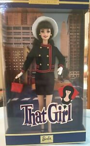 2003 NRFB That Girl Barbie - Collector Edition