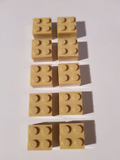 LEGO® 10 x 3003 Basic Stein 2 x 2 tan beige 4114306 (#BC03) Star Wars Sand