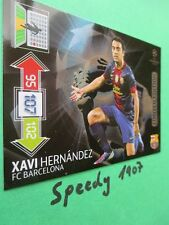 Champions League Xavi 12 2013 limited edition Panini Adrenalyn
