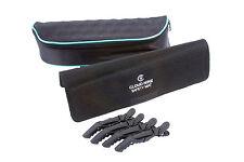 Cloud Nine Hair Straightener Heat Proof Gift Set with heat proof mat & Clips
