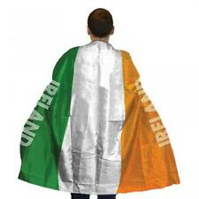 St Patricks Day Irish Flag Body Cape