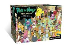 Rick and Morty : TOTAL RICKALL - Cooperative Card Game Board Game NEW