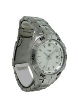 Fossil PR5338 Men's Round Analog Date Stainless Steel Watch