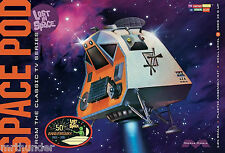 Moebius Models Lost In Space Space Pod Plastic Constuction Kit NEW!!