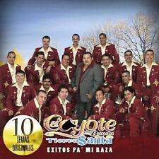 El Coyote Y Su Banda : Exitos Pa Mi Raza CD
