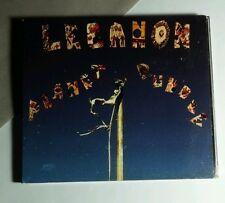 LEBANON PLANET RUBBLE 10 SONGS FULL DIGIPAK  MINT MUSIC CD