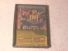 Old Javanese Juggler Dexterity Game