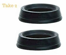2x Authentic Aeropress Rubber Plunger Seal Coffee  Replacement Parts SEE VIDEO