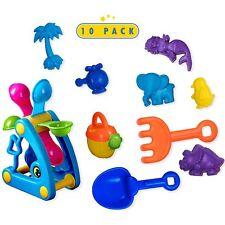 Toyrifik Sand Toys For Kids- Beach Toys Sandbox Set