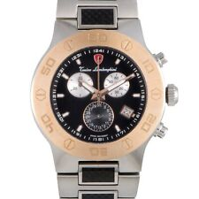 Tonino Lamborghini EN Models Men's Quartz Chronograph Watch EN034.501CF