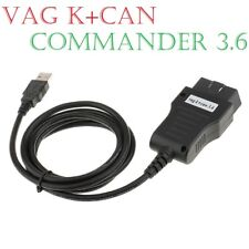VAG K+CAN Commander 3.6 OBD OBD2 II USB Diagnostic Cable for Skoda/Seat/Audi/VW