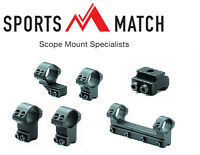 """Sportsmatch UK Scope Mounts From 1"""" to 34mm"""